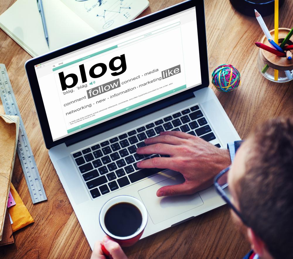 Personal branding et la lettre B comme BLOG