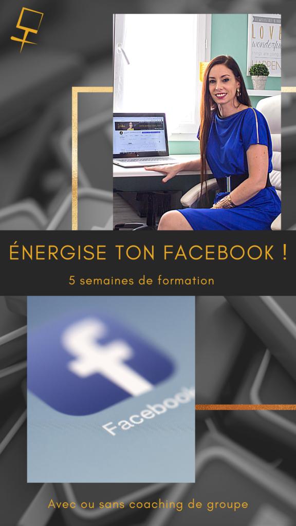 Facebook : formation énergise ton Facebook