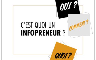 Un Infopreneur, c'est quoi et comment il gagne sa vie ?